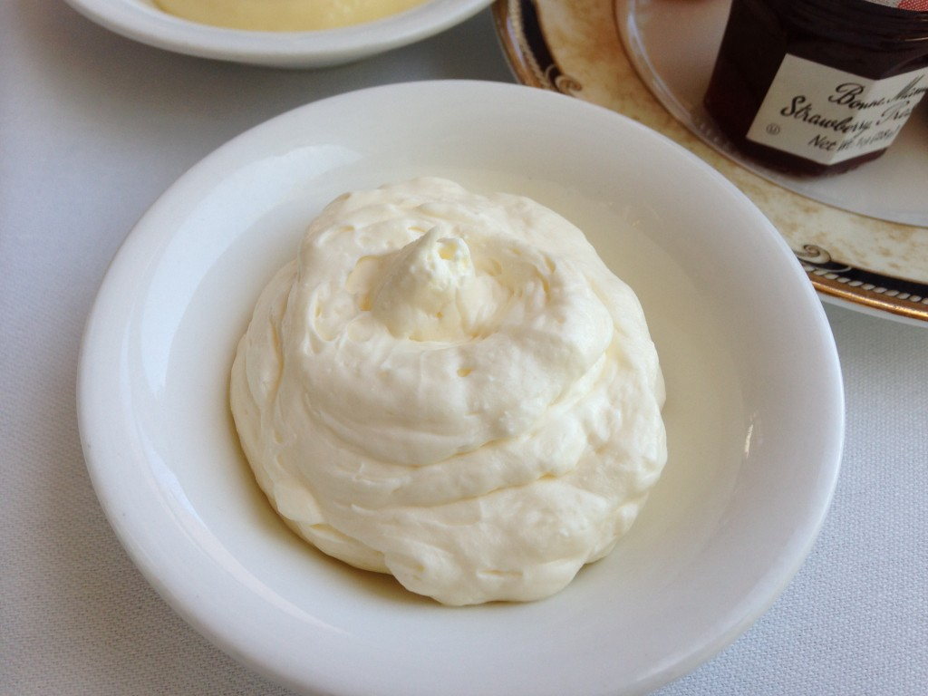 Whipped Devonshire Cream