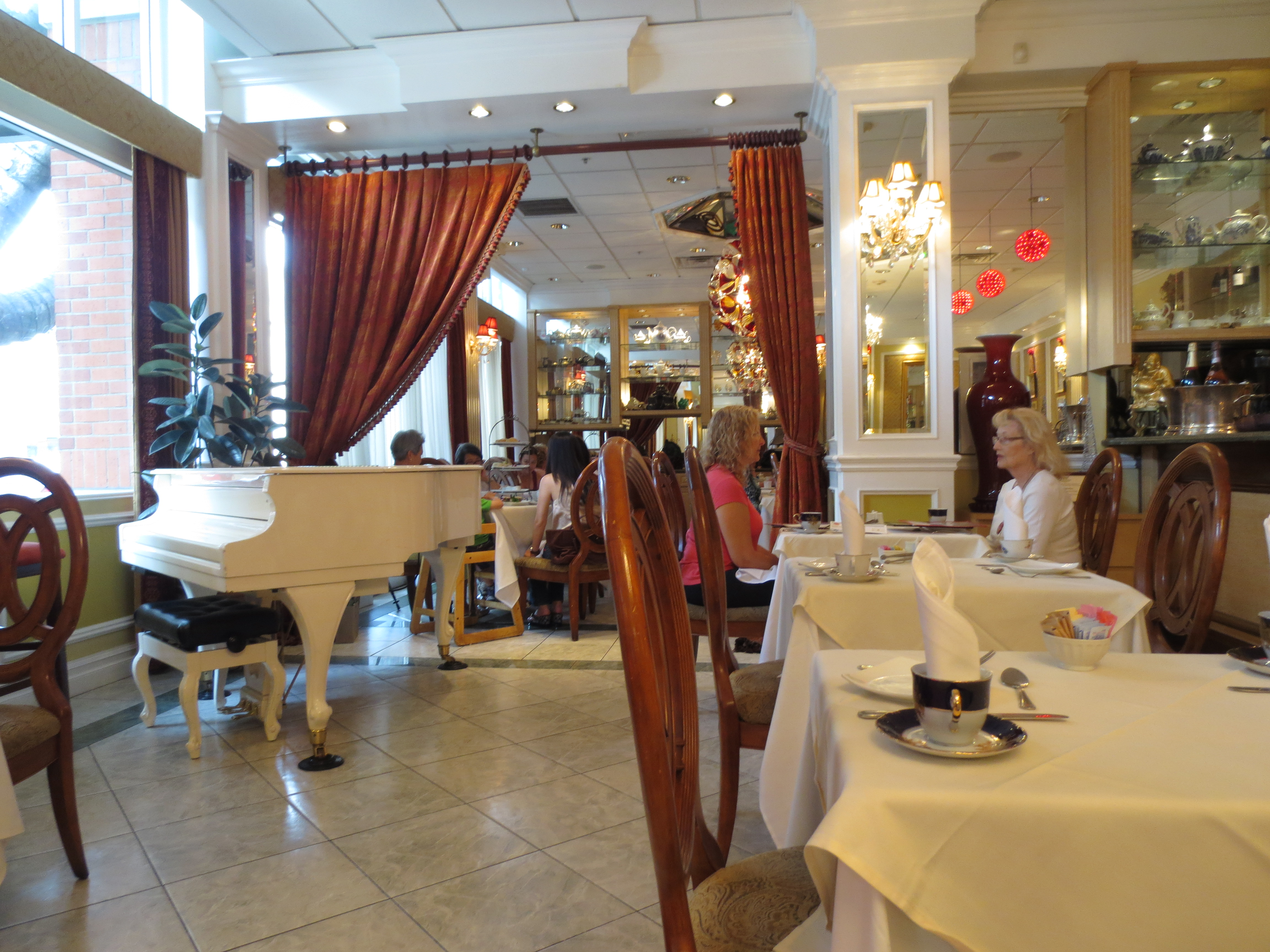 tea room review – Once Upon an Afternoon Tea