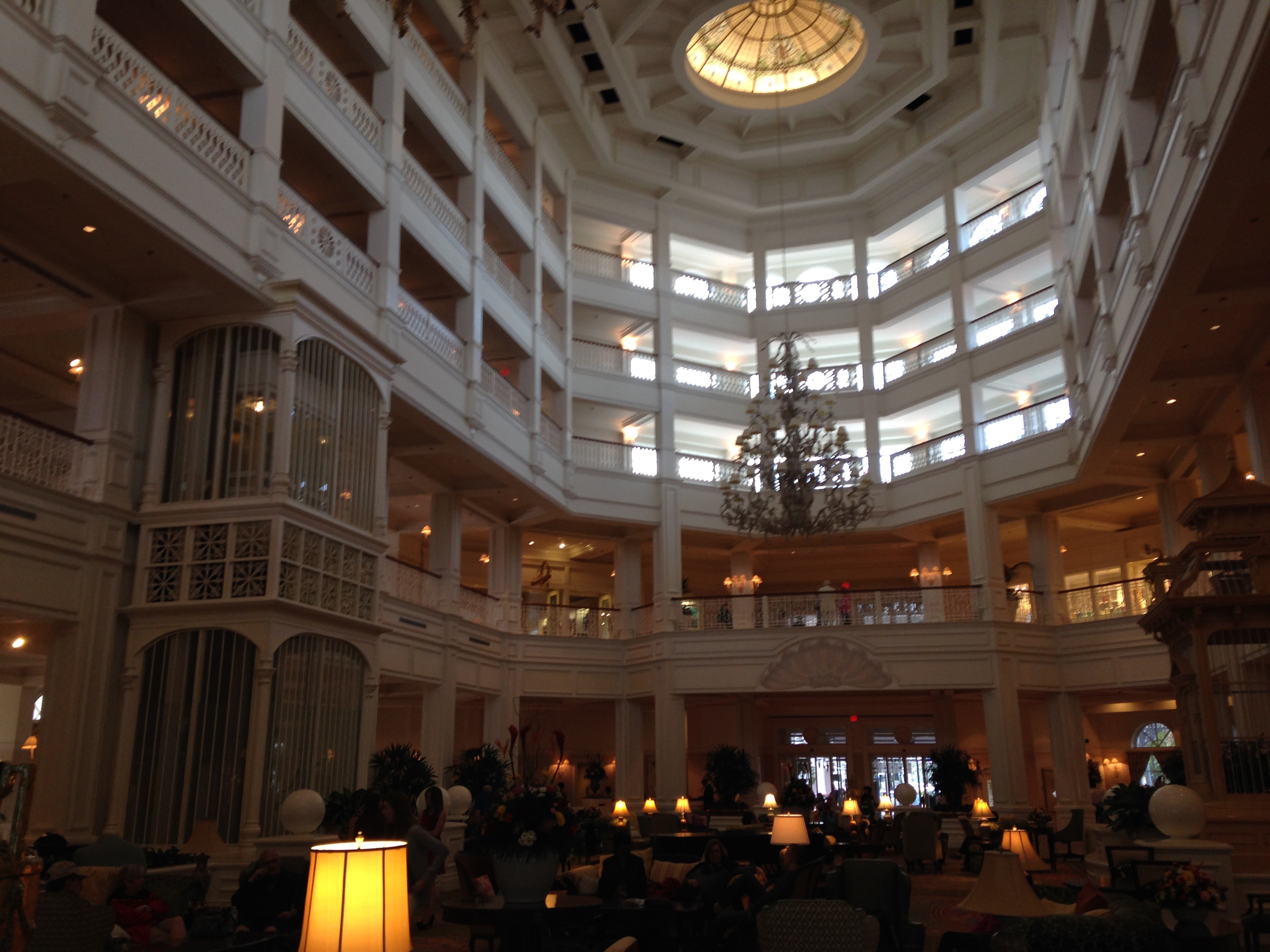 Review The Garden View Tea Room At The Grand Floridian