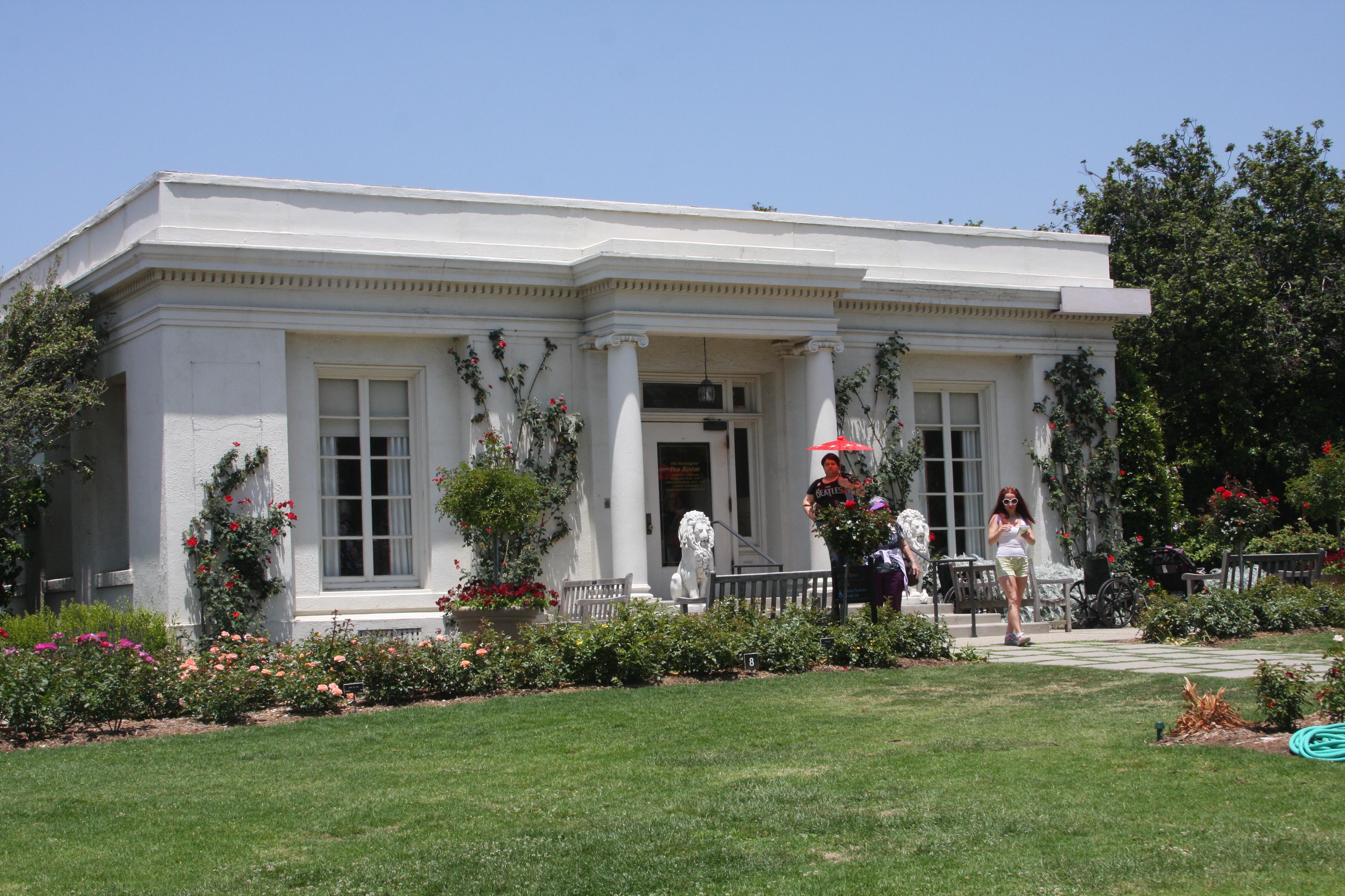 Rose Garden Tea Room Pasadena Fasci Garden